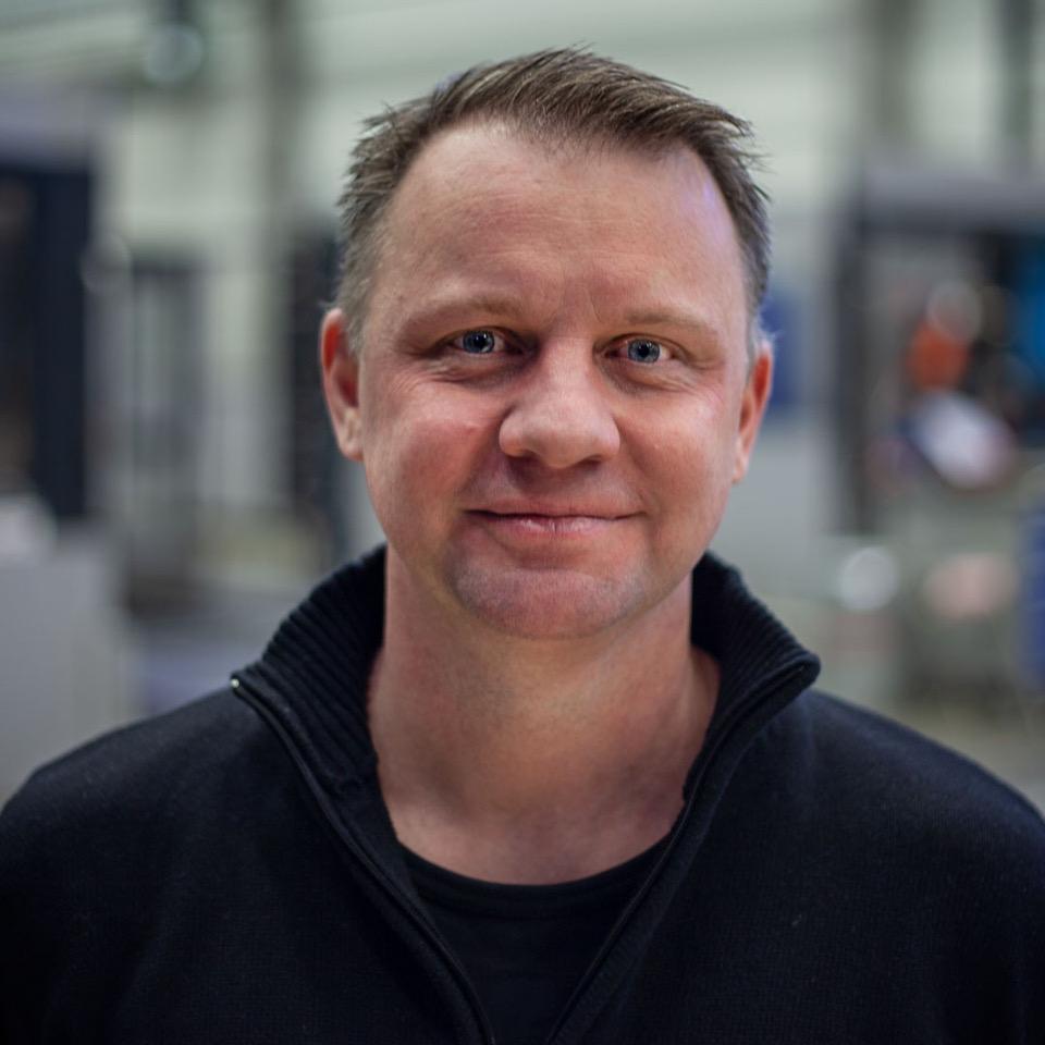 Johan Nordlund